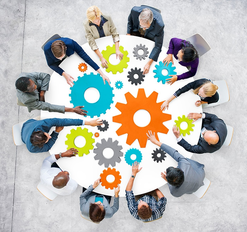 Die agile Organisation Weidlich Consulting
